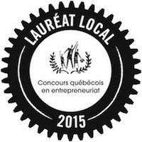 Noburo - Lauréat local dans la catégorie Entrepreneuriat social.